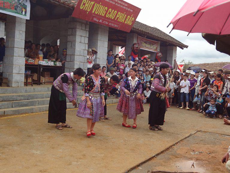 Giới thiệu về làng văn hoá 54 dân tộc Việt Nam
