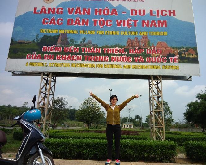 Làng văn hoá 54 dân tộc Việt Nam