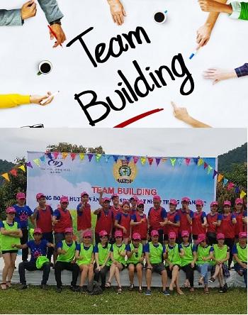 Hướng dẫn tổ chức team building tại Ba Vì