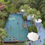 Những khu du lịch có bể bơi ở Ba Vì
