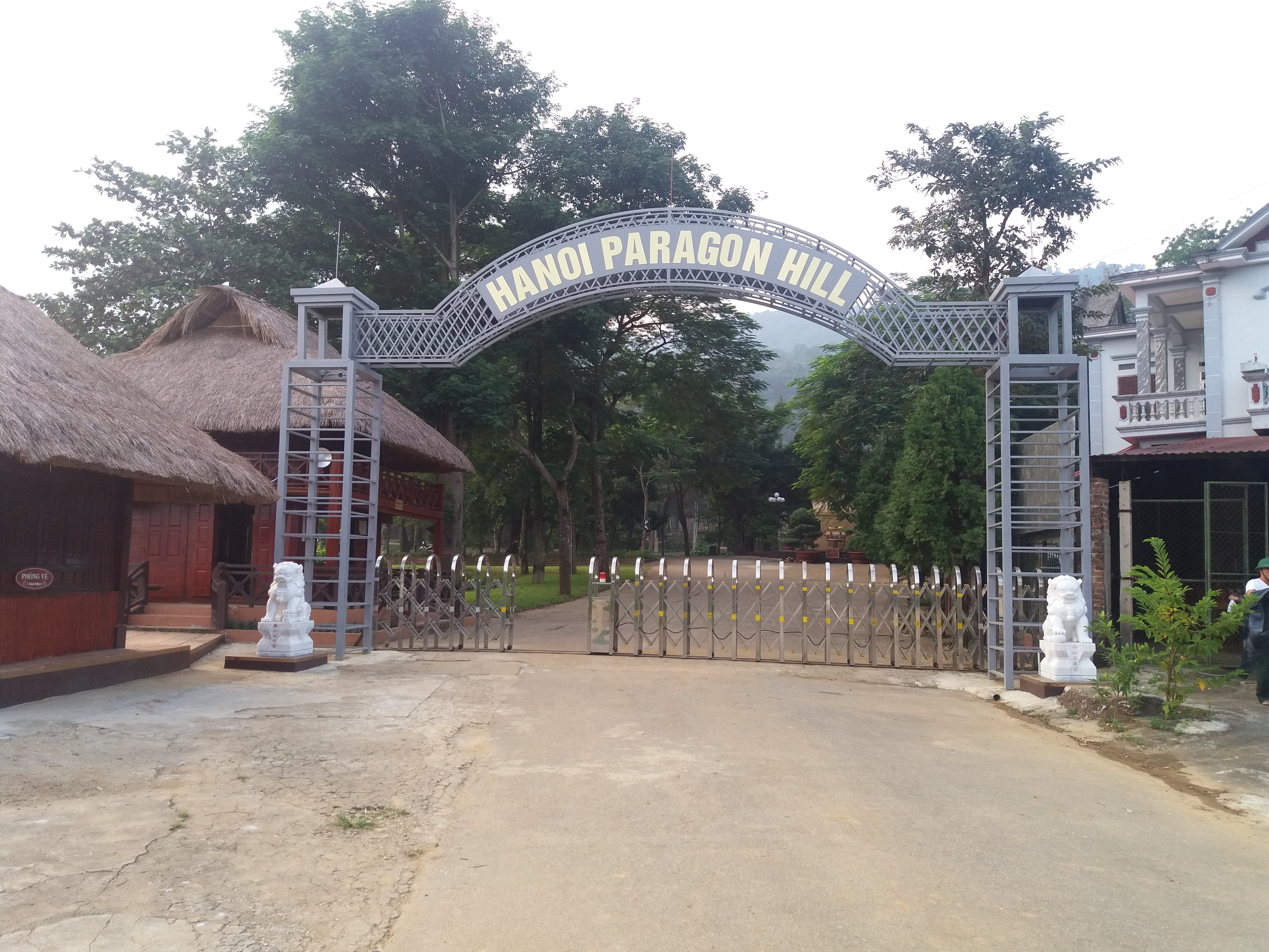 Giá vé khu nghỉ dưỡng Hà Nội Paragon Hill