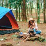 Địa điểm cho thuê lều trại ở Ba Vì