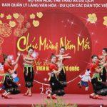 Khám phá Làng văn hóa du lịch các dân tộc Việt Nam trong dịp Tết nguyên đán
