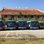 Du lịch Ba Vì bằng xe buýt