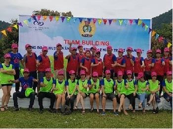 Tổ chức team building ở Ba Vì