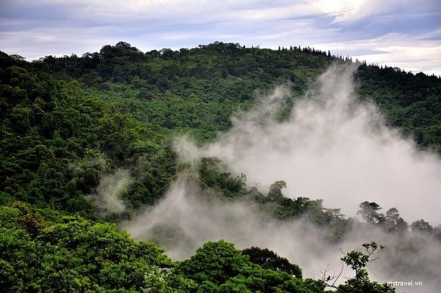 kinh nghiệm du lịch vườn quốc gia ba vì