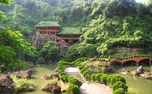 Khu du lịch Thiên Sơn - Suối Ngà Ba Vì Hà Nội