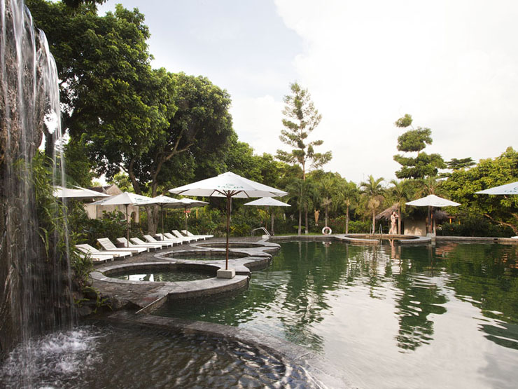 Tản Đà Spa Resort