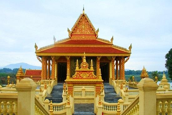 Làng văn hóa 54 dân tộc Việt Nam