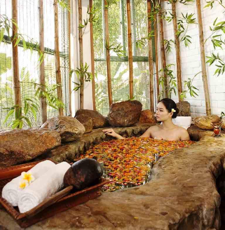 spa-tan-da-resort-resort nước nóng gần Hà Nội