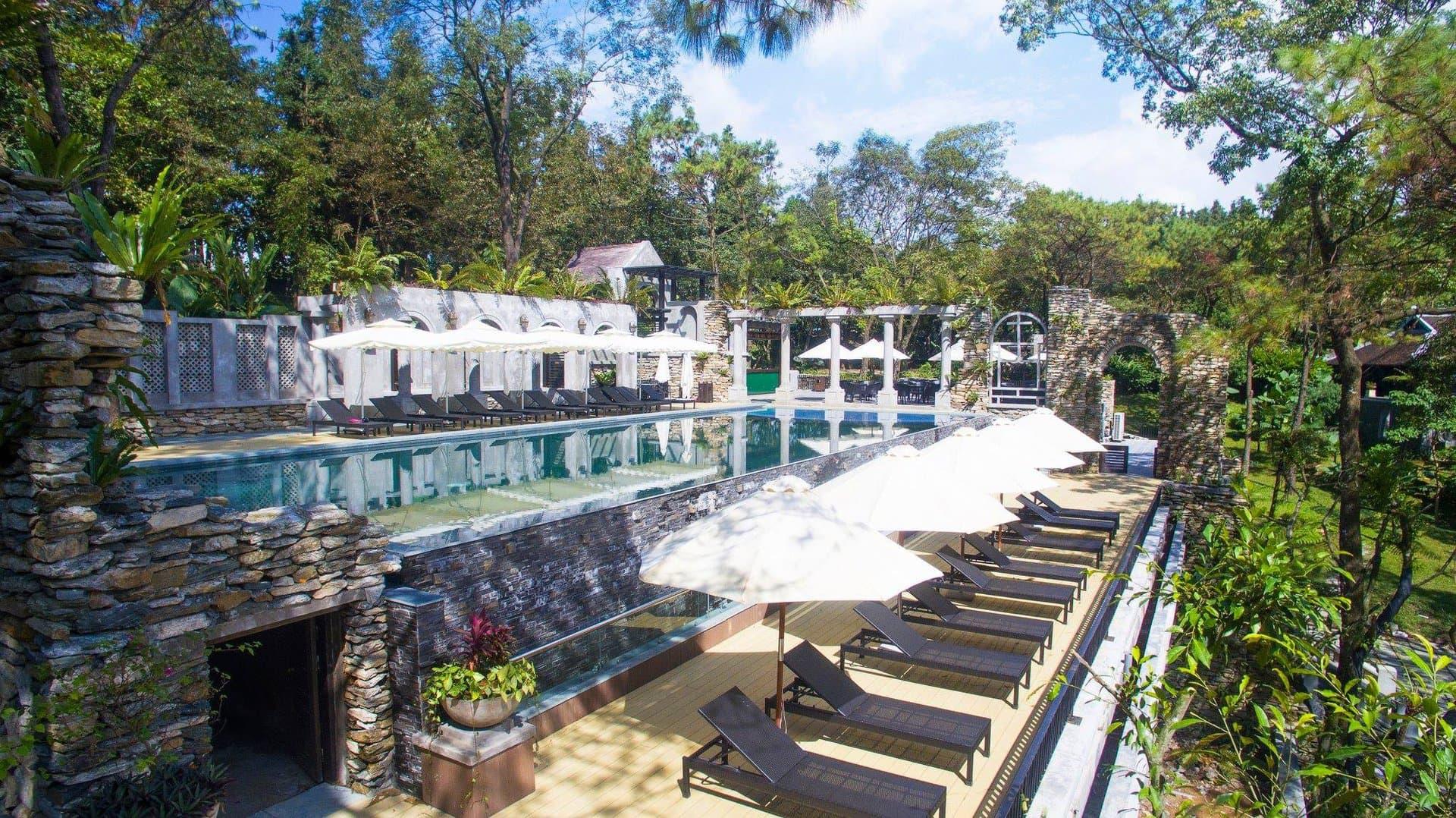 Tổng hợp top 5 các khu Resort Ba Vì chờ du khách khám phá