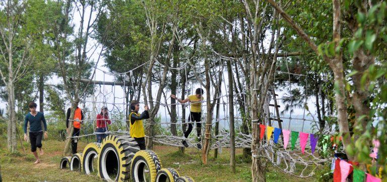 Sơn Tinh Camp - Những địa điểm được đốt lửa trại ở Ba Vì