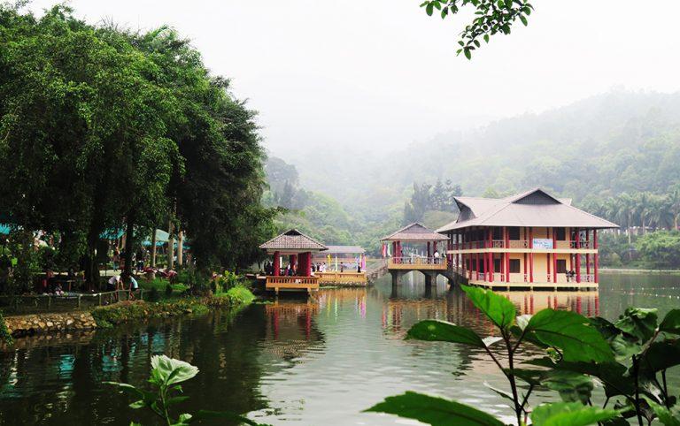 Giới thiệu về khu du lịch Ao Vua