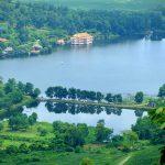 Hồ Tiên Sa – Tận hưởng không khí trong lành giữa thiên nhiên