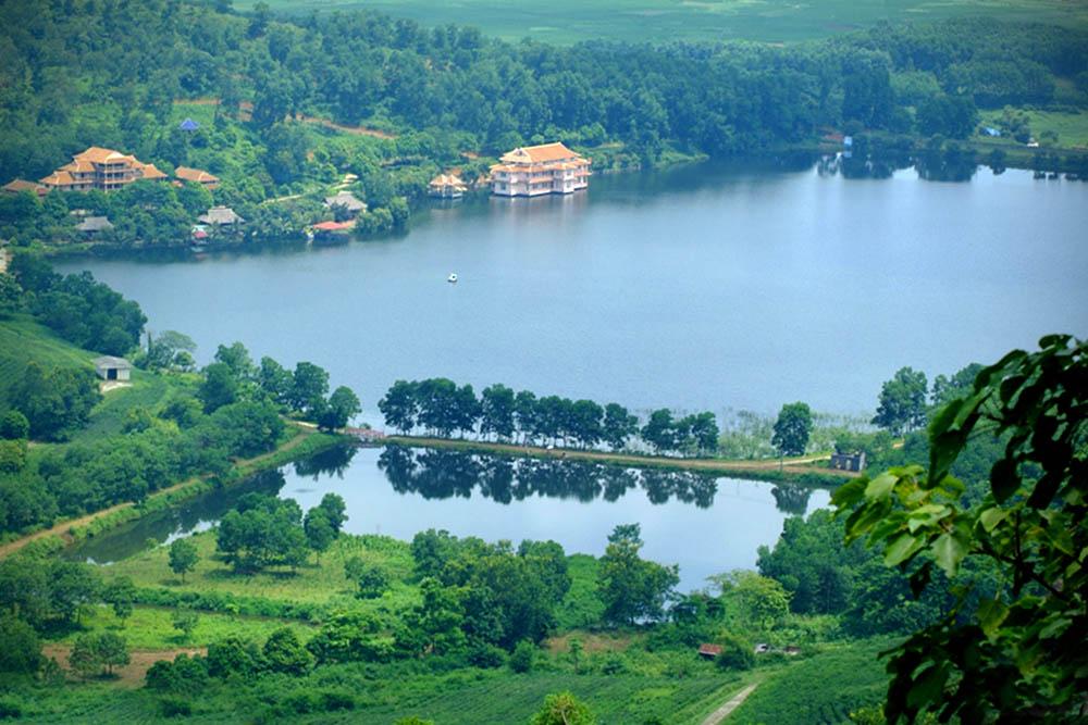 Hồ Tiên Sa Ba Vì