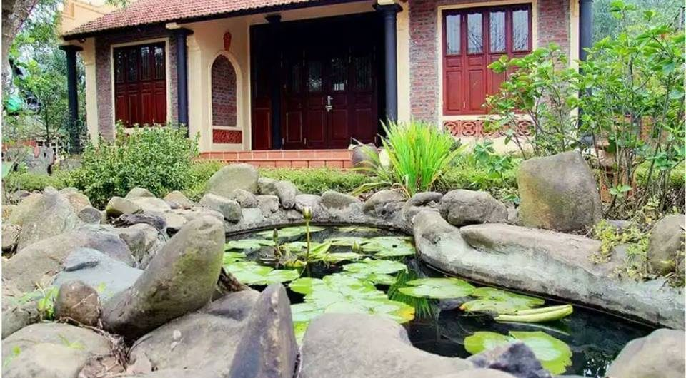 Dịch vụ nghỉ ngơi ở Family Resort