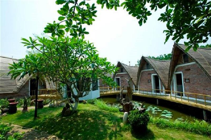 Trải nghiệm một ngày tại Tản Đà – resort nước nóng gần Hà Nội