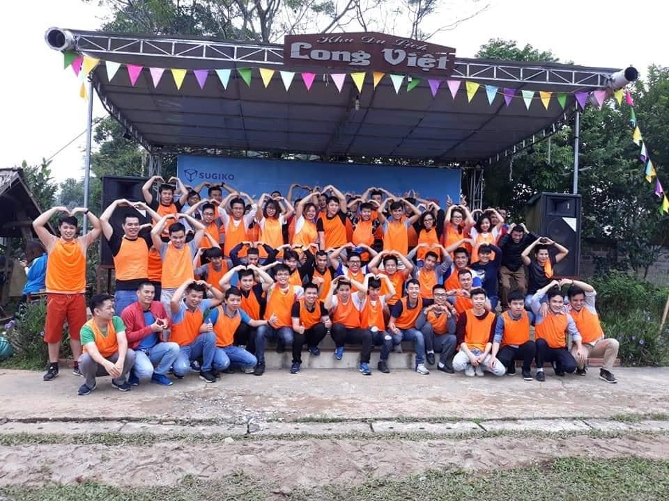 Du lịch kết hợp Teambuilding tại Khu du lịch Long Việt