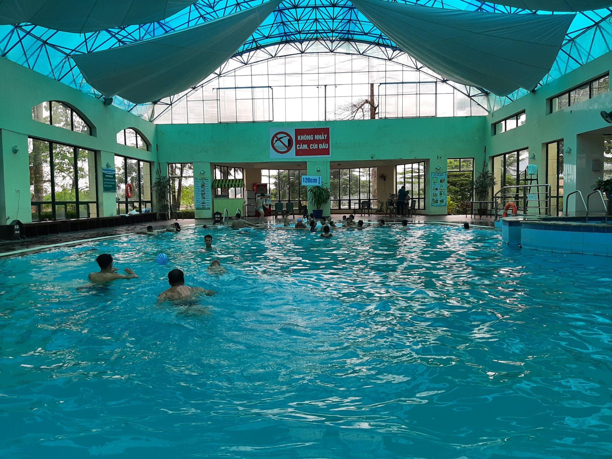tan-da-resort nước nóng gần Hà Nội